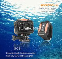 2015 New S60 Underwater 60M Diving Camera Full HD 1080P Wifi Sport Camera Waterproof Wifi Action Cam Exclusive SOS Function