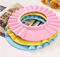 Free-shipping-Soft-Baby-Kids-Children-Shampoo-Bath-Shower-Cap-Hat-New-wholesale