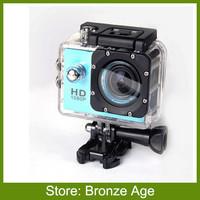 2014 Original Sjcam Sj4000 Wifi Camera Diving 30m Waterproof 1080p Full Hd Helmet Mini Camcorders Sport Cameras Sport Dv Gopro