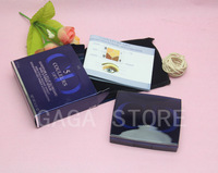 Free shipping 5 colors bright pearl portable Fascination Smoked eye shadow 6g