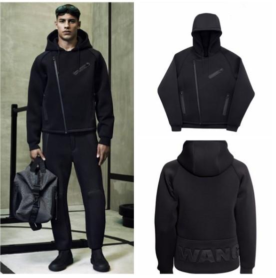 Mens fashion s xl couple hoodies space cotton urban black men clothing