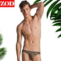Zod panties u male sexy low-waist briefs nylon viscose breathable sexy comfortable seamless male trigonometric