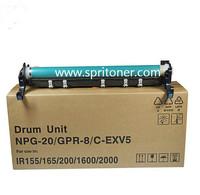 compatible copier drum unit for canon IR155 IR200 IR1600 IR1610 IR2000 NPG-20
