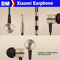 Original XIAOMI 2nd Piston Earphone 2 II Headphone Headset Earbud with Remote & Mic For MI3 MI2 MI2S MI2A Mi1S M1 Phone Goldway