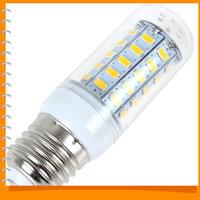 Superbright Warm White E27 LED Corn Bulb Lamp 15W 220-240V 48 x 5730 SMD LED Corn Bulb Light