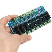 Sainsmart 8 Channel 5V Solid State Relay Module Board.OMRON SSR 4