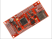 STM32F405 flight control sensor module / MS5611 + MPU6500 + LSM303 axis flight control module / offer four-axis source