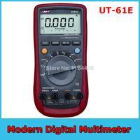 UNI-T UT-61E  LCD Digital Multimeter Portable Voltmeter Tester Meter AC DC Temperature with display Ultralight lightweight