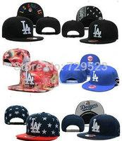 Top 2015  LA baseball cap bboy adjustable hat hiphop hip-hop cap baseball cap hat men and women Hip-Hop cap