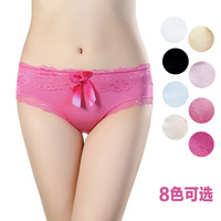 Hot sale!Lady Sexy Lace Panties women Briefs Seamless Underwear Thong Quality Panties