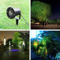 2015 GR Outdoor Laser Light Project Club Disco Holidays Landscape Light Park  IP65 christmas lights