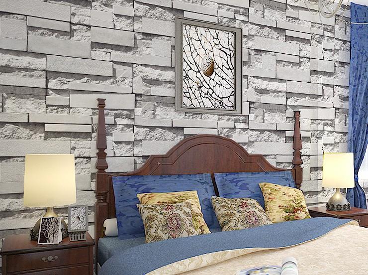 Kunststof stenen muur promotie winkel voor promoties kunststof stenen muur op - Modern muur steen ...