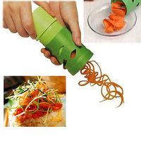 2015 Exquisite Fruit Vegetable Nicer Kitchen Tools Cutter Spiral Vegetable Slicer