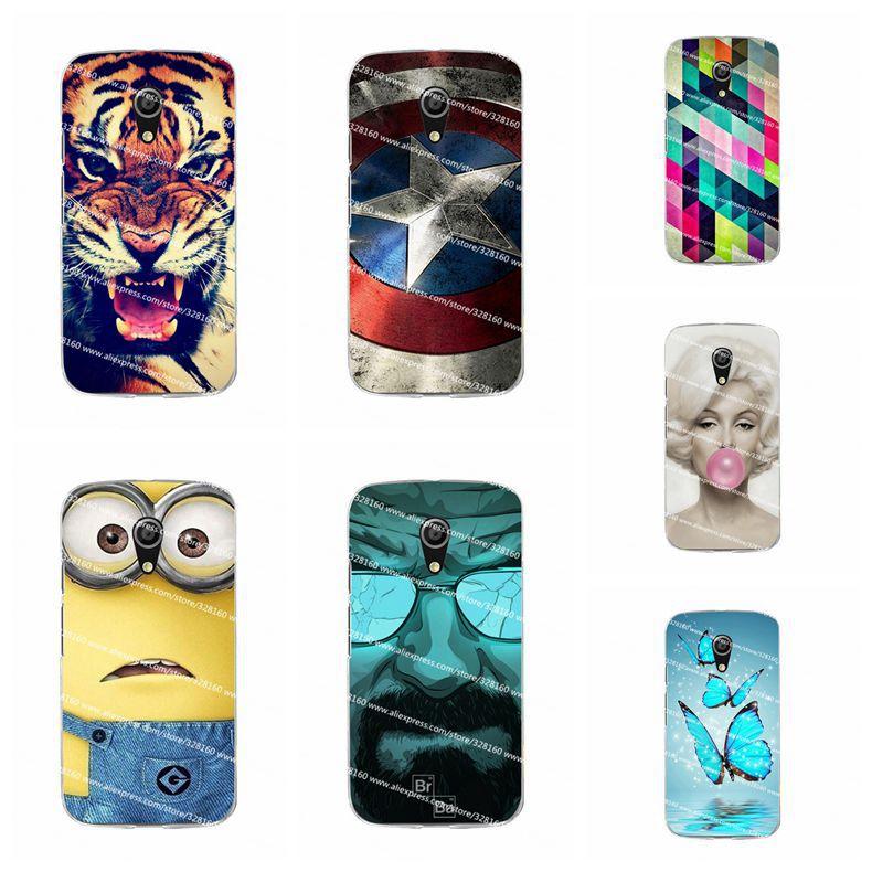 2015 New Arrival Fashion Case For Motorola Moto G2 G+1 XT1063 XT1068 XT1069 Cover For Moto G 2nd Gen Back Case Cover+Free Stylus(China (Mainland))