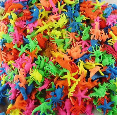 FD1445 magic Magic Growing In Water Sea Creature Animals Bulk Swell Toys Kid Gift X10(China (Mainland))