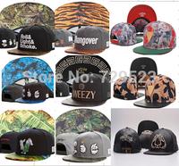 Top 2015  New Cayler Sons flat brimmed hat hip hop skateboard flat brimmed hat hat cap summer influx of Korean men and women