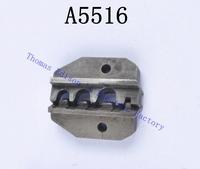 A5516 Die Sets for HS FSE AM-10 EM-6B1 EM-6B2 CRIMPING PILER Crimping machine one set made by Wire cutting machine