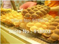 220V triangle plug Free shipping by Fedex/TNT/UPS electric waffle pan machine egg waffle maker fashion mini bread sweet snack