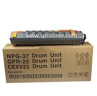 NPG-37 drum unit for Canon IR2018 IR2022 IR2025 IR2030 copier part G37 drum kit NPG37 2022 2025 2030 2018 GPR-25 GPR25 CEXV23