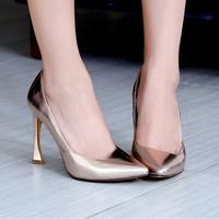the latest fashion ladies elegant high heel shoes