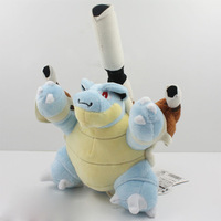EMS 20pcs/lot Pokemon Nintendo Creatures Game Freak Mega Water Arrow Turtle plush toy
