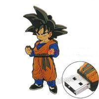 Cartoon Pen drive 64GB Dragon Ball USB Flash drive, pendrive 64G Goku memory stick gift box