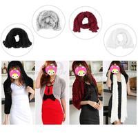2015 Girl Women Magic Scarf Multiple Style Soft Shawl Neck Warmer Wrap Fashion New 4 colors