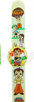 stocking hot new Free shipping 10pcs/lot love Indian boy cartoon  clap watches,children watch,best gift to children
