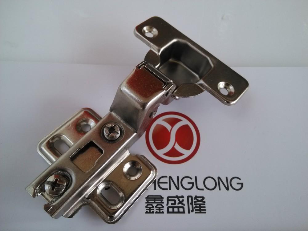 Direct Furniture ordinary hinge / 35 Cup fixture hinge / hinge cabinet / cabinet hinges(China (Mainland))