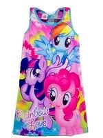 kids Girls pjs,girls nightdress,Big girls clothes my little pony pj girl dresses pajamas clothing for girls 14/16year sleepwear