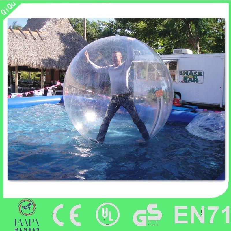 Human Inflatable Water Ball