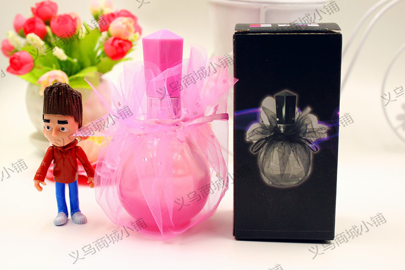 2 packing 60ml fifth avenue perfume essential perfume bottles Stained glass spray bottles(China (Mainland))
