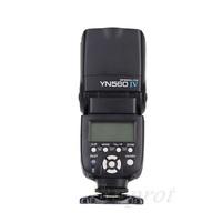 Yongnuo YN-560IV YN560 IV wireless Camera Flash Speedlite Speedlight For Canon Nikon Pentax Olympus DSLR Camera