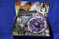 1 piece  BEYBLADE Jade Jupiter S130RB Random Booster 8 4D Metal Fury Beyblade BB116 A