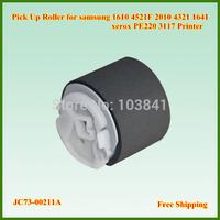 10pcs/lot pickup roller JC73-00211A pick up roller for samsung 1610 4521F 2010 4321 1641 CLP300 xerox PE220 3117 Printer