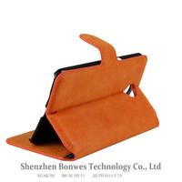 10piece/lot,retro card slot Flip Case PU Leather wallet Cover For Motorola Necus 6