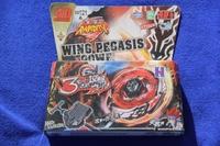 1 piece  BEYBLADE JAPAN BEYBLADE  4D Wing Pegasis Pegasus 90WF RARE BEYBLADE BB121A