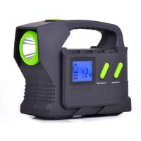 Multifunction Portable Car Emergency Jump Starter + Power bank with LED Light - 24V 23200mAh