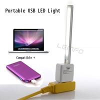 Portable 15 USB LED Lights Warm Light 5500-6000K Daytime Running Mini DRL High Quality for Computer Laptop Wholesale 10pcs/lot