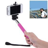 2015 Hot Universal Bluetooth Shutter Selfie Extendable Handheld Monopod For iPhone Samsung  #C