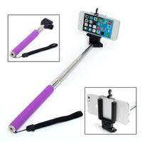 2015 Hot Universal Shutter Selfie Extendable Handheld Monopod For iPhone Samsung  #H