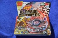 1 piece  BEYBLADE L-Drago Destroy (Destructor) Metal Fury 4D Beyblade BB108