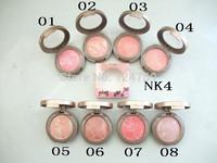 8PCs TOP High Quality Baked Blusher newNK Makeup Baked Blush Palette Baked Cheek Color Blusher