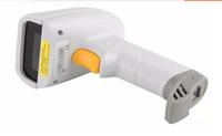 USB Distance Induction Transmission Handheld Laser Scan Barcode Bar Code Cordless Scanner Reader Gun POS