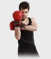 2015 Hot Las Vegas wulin wind new mittens Sanda martial combat gear knuckles Boxing gloves