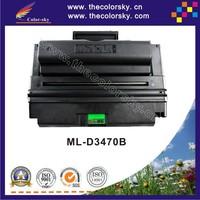 (CS-SD3470B) compatible toner cartridge for SAMSUNG ML 2851 2855ND 3470D 3471ND D3470B 3471ND D3470B bk (10k pages) free FedEX