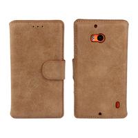 retro PU Flip Leather Case For Nokia Lumia 930  Stand Wallet Book Design Card Slot Cover For Lumia 930 Case