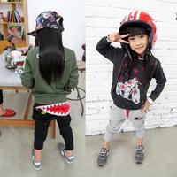 Hot Baby Kids Boys Girls Zipper Design Casual Harem Pants Toddler Loose Trousers  Free Shipping