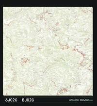 2015 Porcelain Polished Floor Tiles with nano 800X800MM LuBan Golden Silk 8JS02C