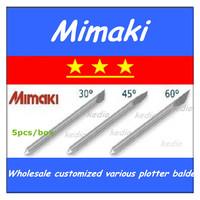 2015 !! !  New Arrival     5 x 30 degree  MIMAKI BLADES